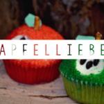 Apfelcupcakes