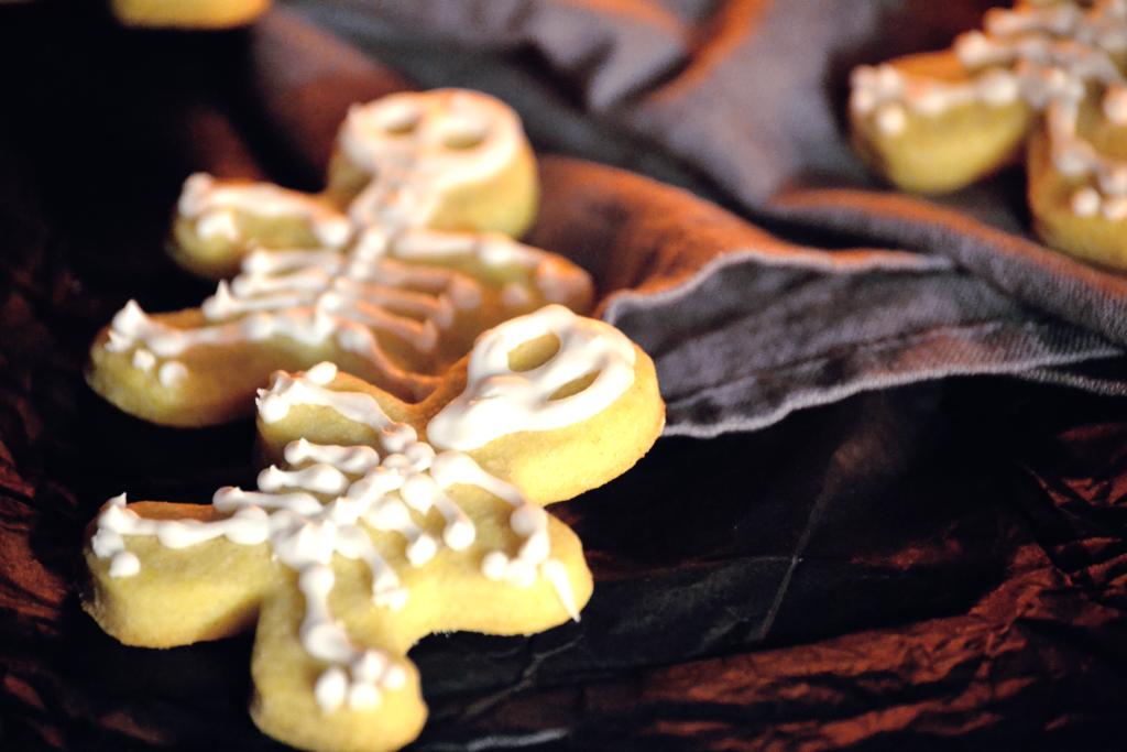 Skelettcookies