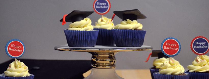 Bachelor Cupcakes