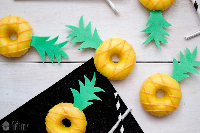 Ananasdonuts