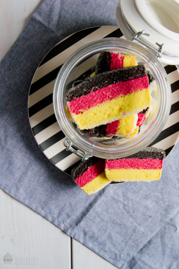 Auf Geht S Deutschland Flaggen Kekse Saras Cupcakery