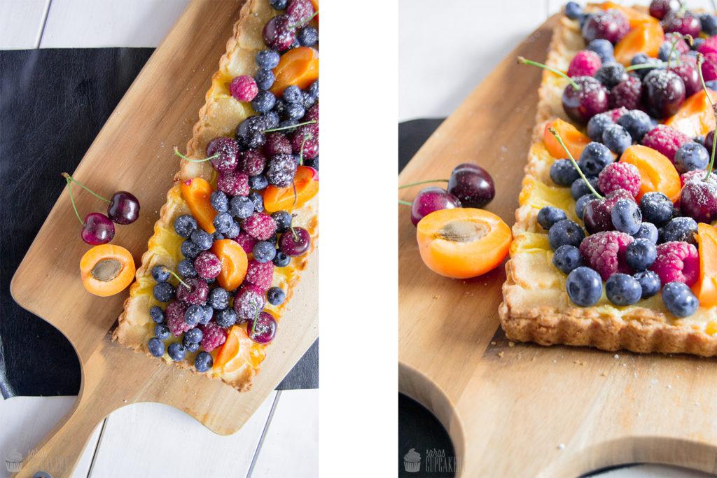 Italienische Obsttarte