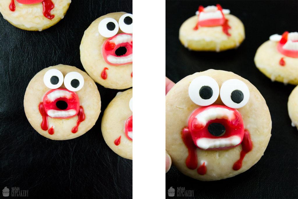 Dracula Donuts