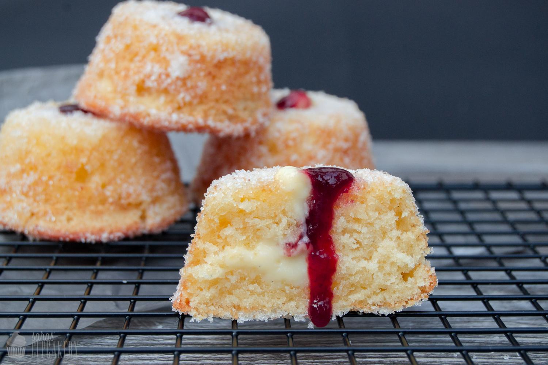 Frisch Aus Dem Ofen Berliner Muffins Saras Cupcakery