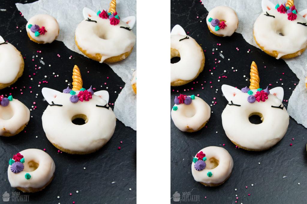 Einhorn Donuts