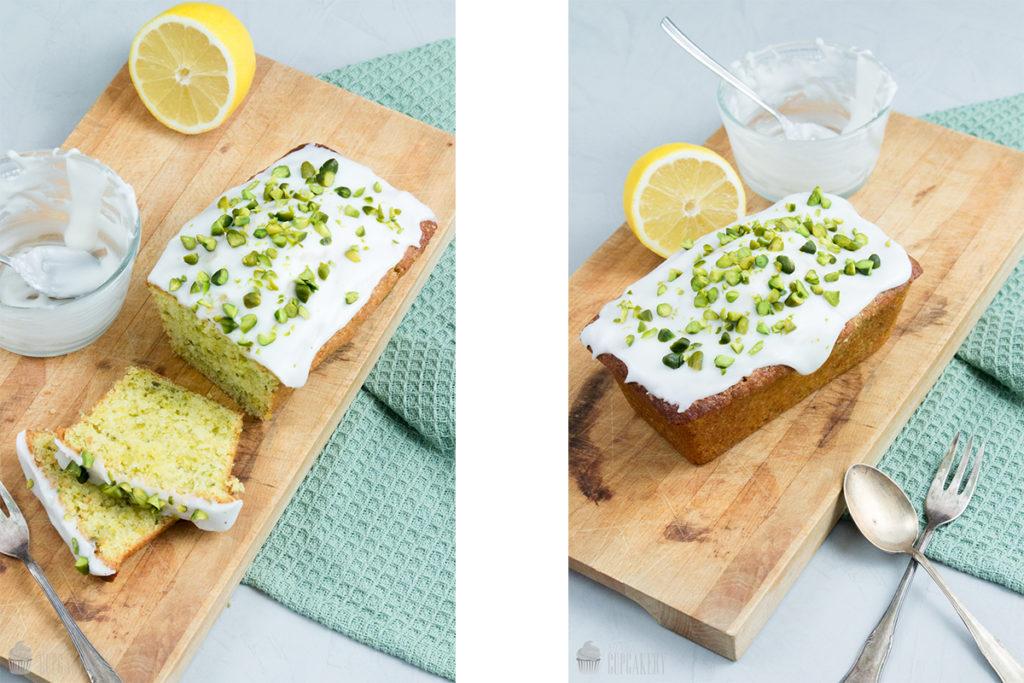 Mandel-Pistazien Kuchen