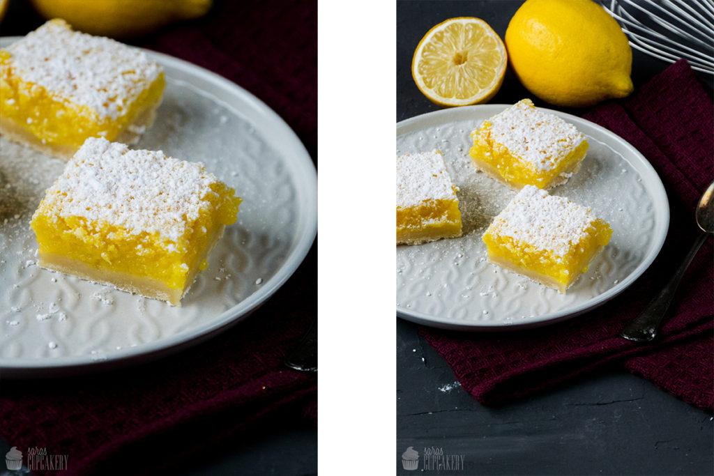 Buttermilk-Lemon-Bars