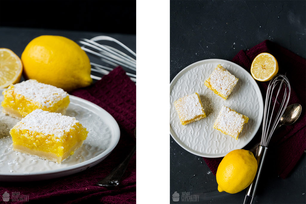 Buttermilk-Lemon-Bars