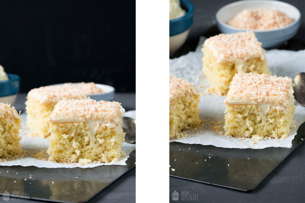 Kokos-Kuchen
