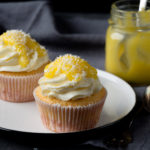 Buttermilch Zitrone Cupcakes