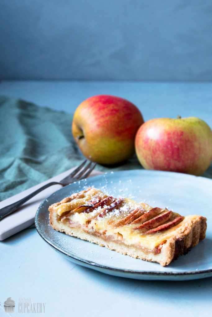 Thüringer Apfelkuchen