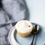 Valentinstags Cupcakes