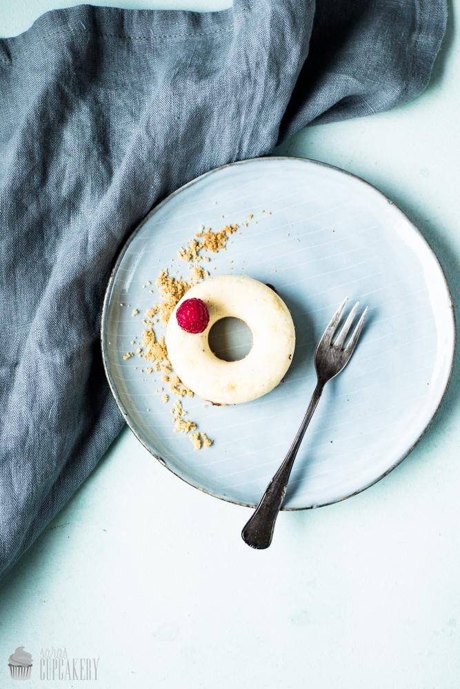 Cheesecake Donut