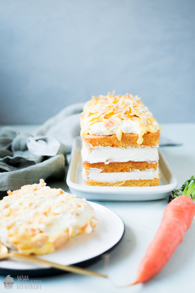 Carrot Cake Törtchen