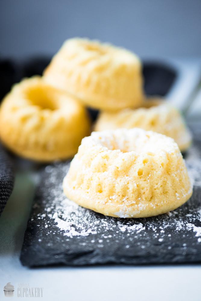 Pudding-Quark Gugelhupf