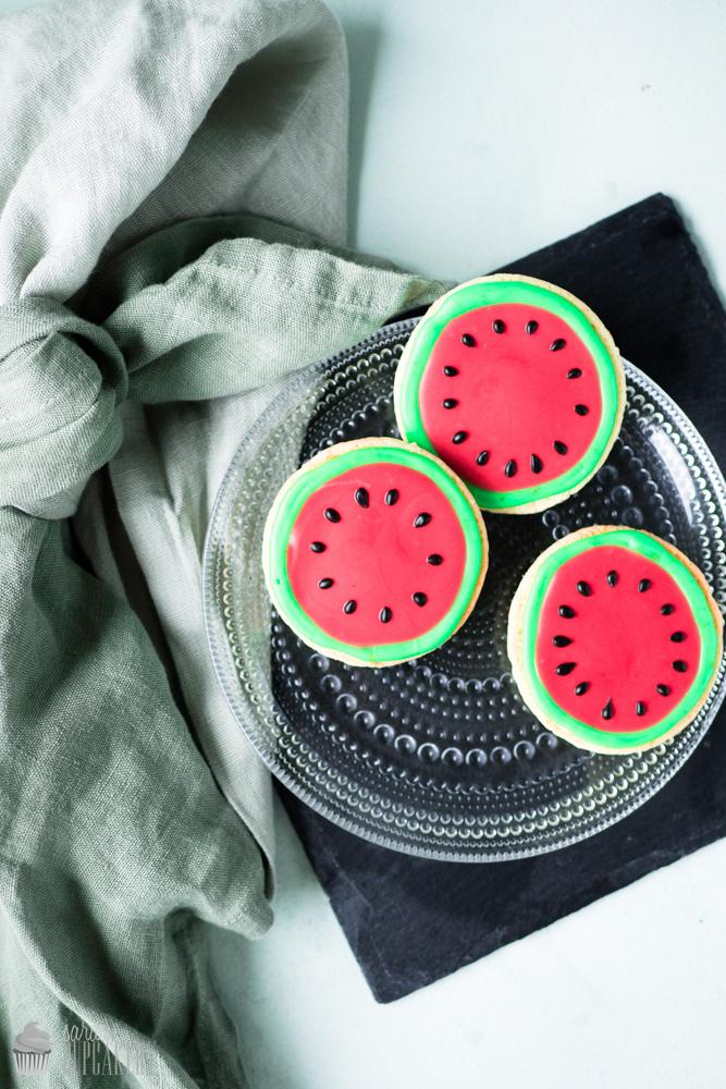 Wassermelonen Amerikaner