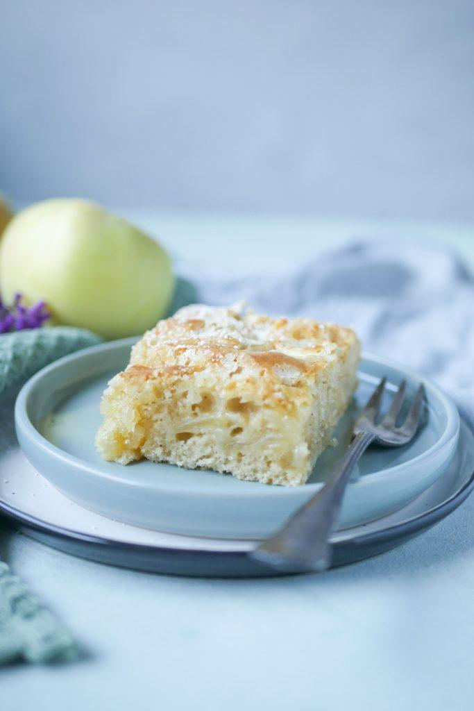 Apfelbutterkuchen