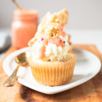 Rhabarber Cupcakes