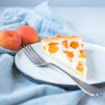 Aprikosentarte mit Joghurt