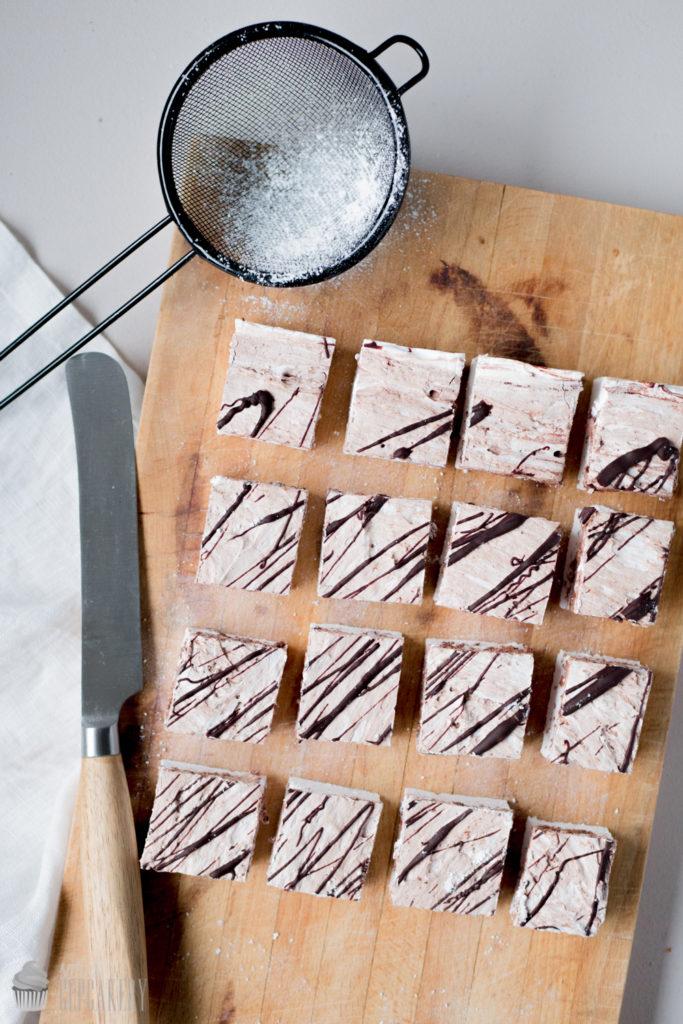 Schokoladen Marshmallows