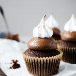 DoubleChocolateMarshmallowCupcakes