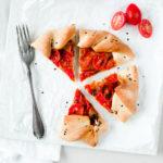 herzhafte Tomaten-Galette